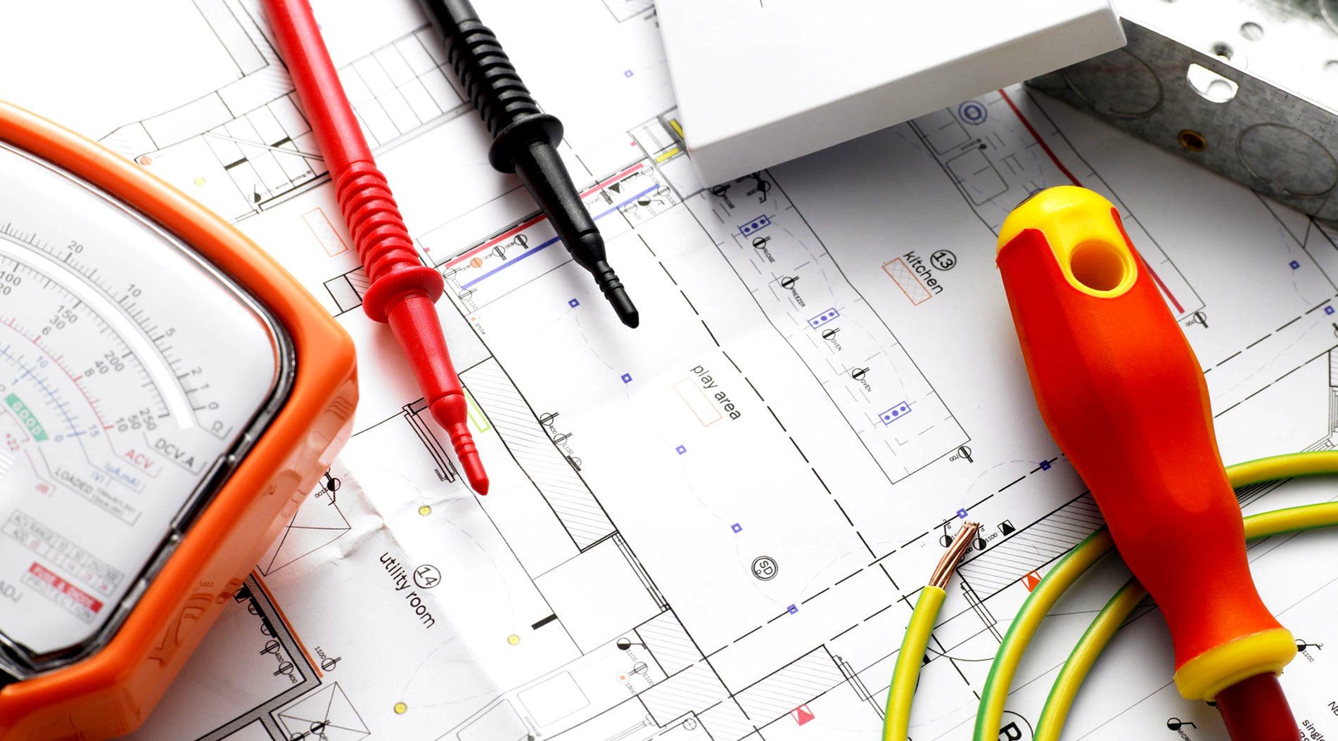 Stages of Electrical Construction — Home Building Construction News